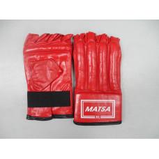 Битки боксерские Matsa-кожа