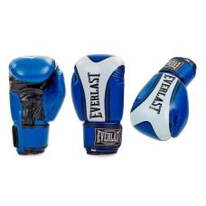 Перчатки боксерские Everlast Fight Star (10-12 oz)blue