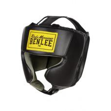 Боксерский шлем BENLEE Mike Черный