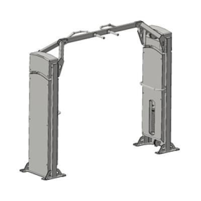 Блочная рамка (кроссовер) Fit Way Factory Bridge Style А 106.1