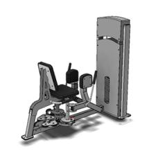 Комбинированный тренажер для приводящих и отводящих мышц бедра Fit Way Factory Bridge Style А 108.1